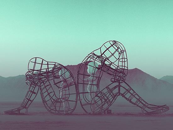 Je suis allé au Burning Man et je vous raconte ce que j'y ai vu