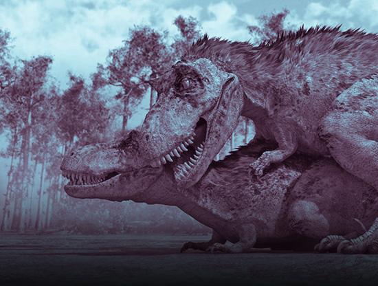 Scènes de sexe et lézards géants: j'ai lu trois bouquins de Dino Porn