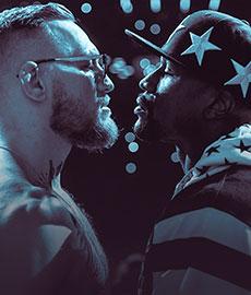 MacGregor VS Mayweather: combat du siècle et câlins tout doux