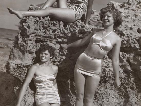Photographier l'amour avant les années 1970