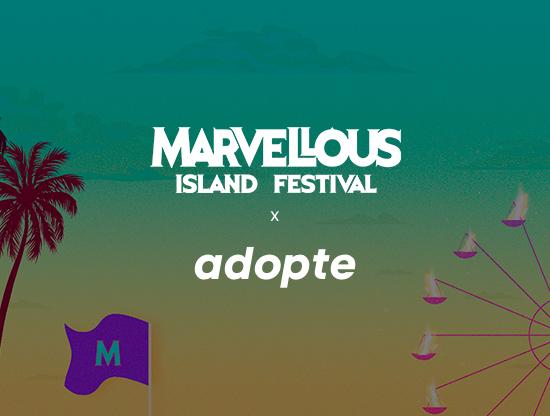 Adopte x Marvellous : Gagnez votre place tout en musique !